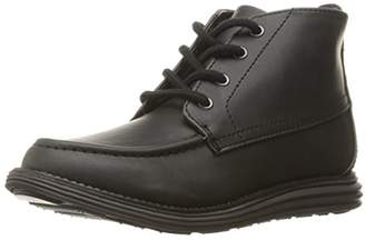 Cole Haan Boys' Grand Moc Chukka 220190-K Lace-up Boot