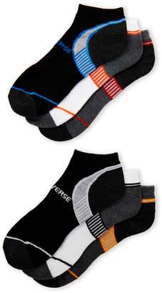 Converse 6-Pack Low-Cut Socks