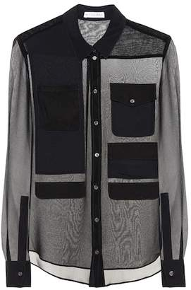 Altuzarra Havens silk shirt