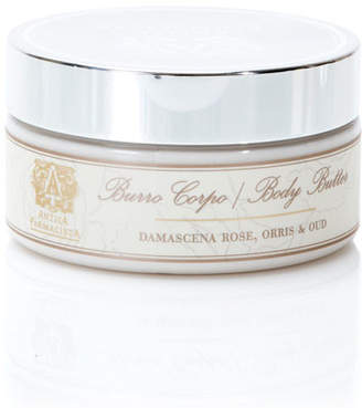 Antica Farmacista Damascena Rose, Orris & Oud Body Butter, 8 oz.