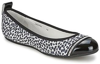 Bikkembergs BASAR 910 women's Shoes (Pumps / Ballerinas) in Black
