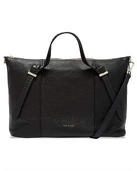 Ted Baker Knotted Handle Large Tote