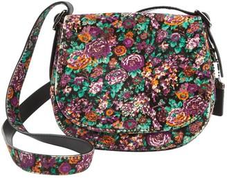 Coach Pony-style Calfskin Shoulder Bag