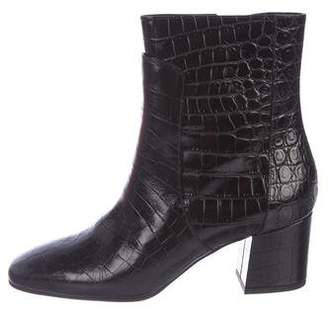 Givenchy Embossed Ankle Boots