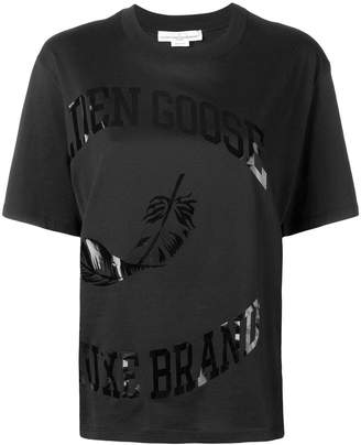 Golden Goose logo printed T-shirt