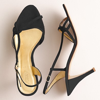 Nicolette strappy heels