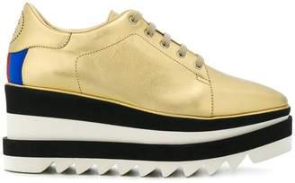 Stella McCartney Sneak-Elyse platform shoes