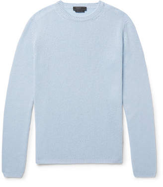 Prada Slim-Fit Cashmere Sweater