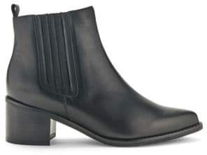 Blondo Elvina Waterproof Chic Leather Booties
