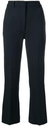 Sportmax tailored bootcut trousers