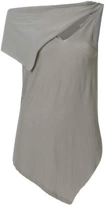 Yohji Yamamoto cutout flap vest