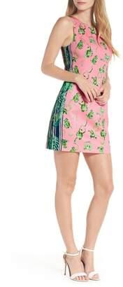 Lilly Pulitzer R) Mila Stretch Shift Dress