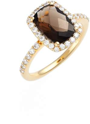 Lafonn 'Aria' Rectangle Cushion Cut Ring