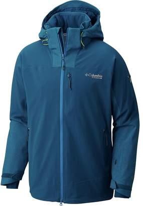 Columbia Titanium Powder Keg Ski Jacket - Men's