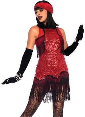 Leg Avenue 2PC. Women's Gatsby Girl Costume Dress