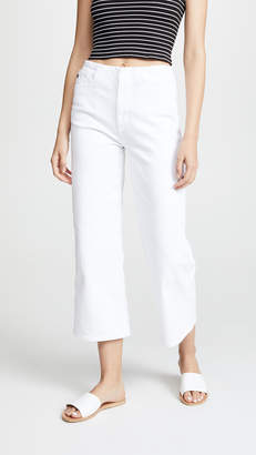 AG Jeans The Etta Cropped Jeans with Wide Legs