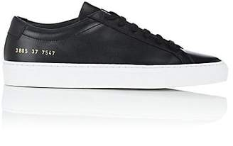 Common Projects Women's Achilles Leather Sneakers - Black