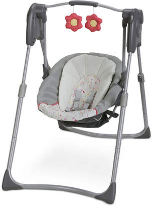 Graco Slim Spaces Compact Infant Swing