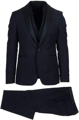 Tagliatore Wool Tuxedo