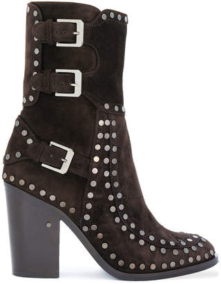Laurence Dacade studded boots
