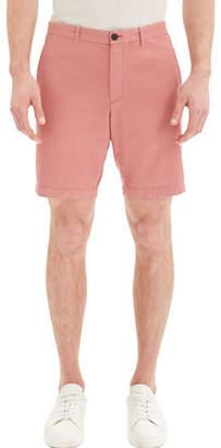 Theory Men's Zaine Eco-Patton Slim-Fit Shorts