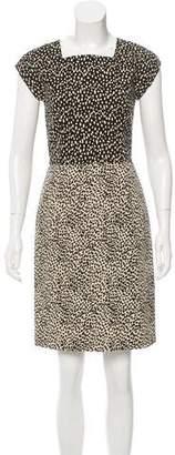 Derek Lam Sheath Knee-Length Dress