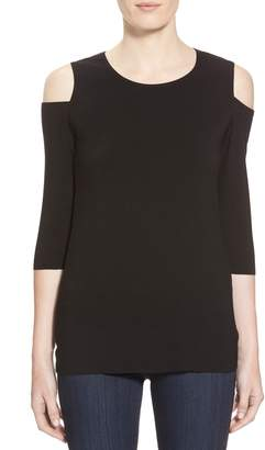 Bailey 44 'Deneuve' Cold Shoulder Top