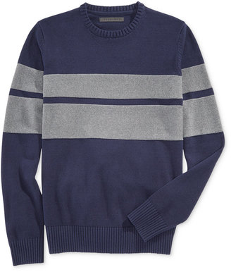 Sean John Men's Stripe Sweater, Only at Macy's $64.50 thestylecure.com