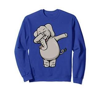 Cute Dabbing Elephant Sweatshirt