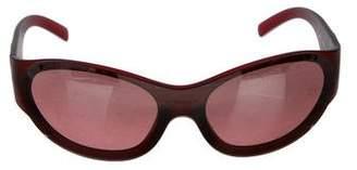 Chanel Mirror Shield Sunglasses