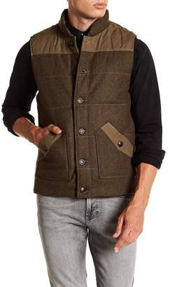 Jeremiah Belmont Quilted Wool Vest