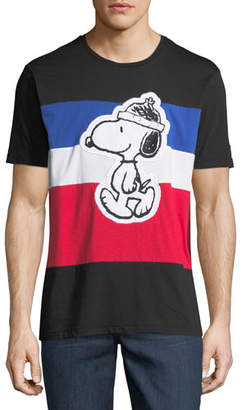 Iceberg Men's Snoopy Graphic T-Shirt