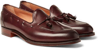 Cheaney Harry Leather Tasselled Loafers