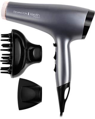 Remington AC8008 Keratin Pro Hair Dryer, Grey