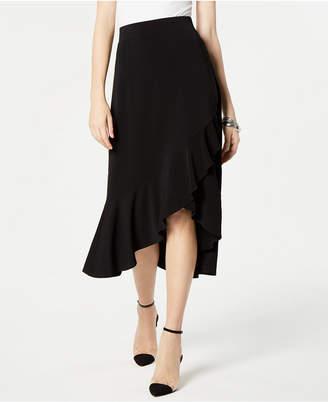 INC International Concepts I.n.c. Tulip-Hem Maxi Skirt