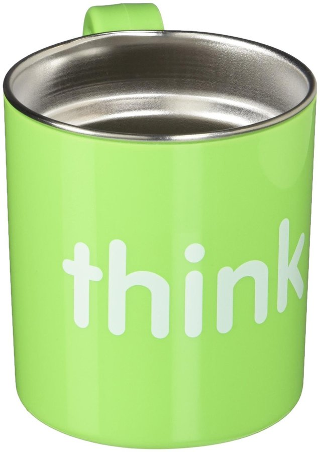 Thinkbaby Think Cup - Green - 7 oz