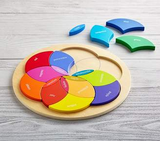 Pottery Barn Kids Color Wheel Puzzle