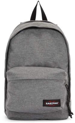 Eastpak Grey Back to Work Backpack