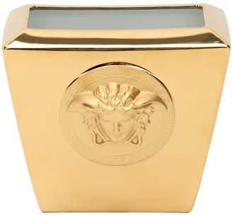 Versace Medusa Gold Vase