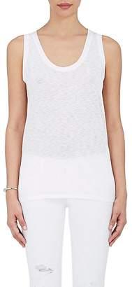 Barneys New York Women's Cotton-Blend Tank Top