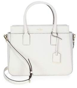 Kate Spade Cameron Street Sally Leather Bag - CEMENT - STYLE