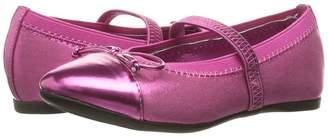 Nina Flower-T Girl's Shoes