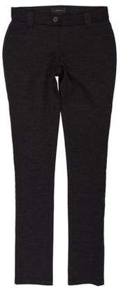 Theory Low-Rise Skinny Leggings