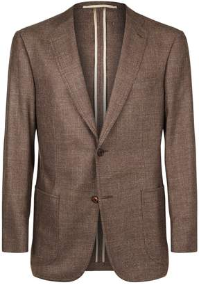 Stefano Ricci Elbow Patch Jacket