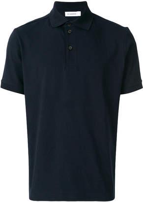 Jil Sander button polo shirt