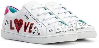 Dolce & Gabbana Love low-top sneakers