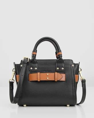 Belle & Bloom Ally Leather Satchel Bag