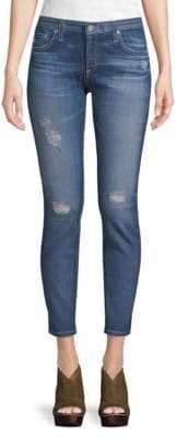AG Jeans Rev Super Skinny Jeans
