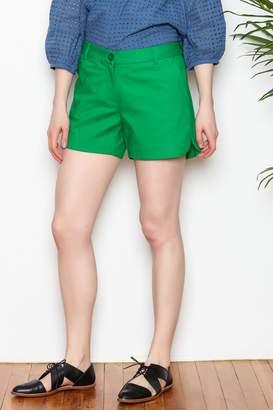 Jade Shorts Side Rounded