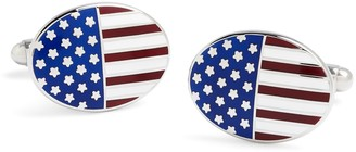 Brooks Brothers American Flag Cuff Links
